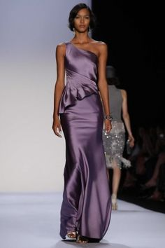 Badgley Mischka Spring Summer Ready To Wear 2014...Wow, imagine this top in leather.