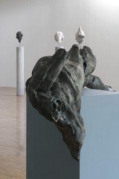 Nicola Samori - Intus: Cirstalli di Crisi installation