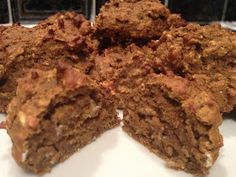 Melfy Cooks Healthy: Pumpkin Pie Oat Cookies