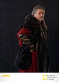 "Gabriel Byrne é ""Earl Haraldson"". Vikings.  #Vikings  Confira conteúdo exclusivo no www.foxplay.com"