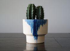 Planter Pots, Green
