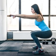Do a cardio workout right at home. This no equipment needed, 13-minute workout gets your heart rate elevated so you can burn off lots of calories and fat. These dynamic moves will help you target multiple muscle groups for a lean, strong body.