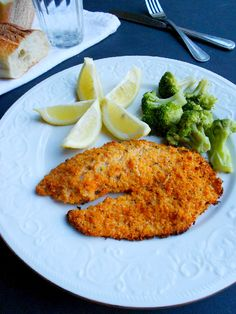 Tilapia with Parmesan Crust Tilapia with Parmesan Crust Awesome Easy And Fabulous Family … – Apocalypse Now And Then Baked Tilapia Recipes, Fish Recipes, Seafood Recipes, Tilapia Fillet Recipe, Recipies, Dinner Recipes, Ww Recipes, Dinner Ideas, Breaded Tilapia