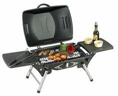 Kooki Kooki Tafel gas barbecue/grill