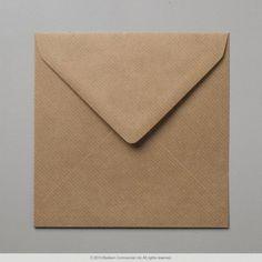 155x155 Strié Enveloppe | A01155 | Enveloppes France