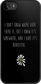 looking for alaska phone cases   Looking For Alaska by smallinfinities