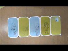 Altered Altoids Tin Mini Album (Oddball Art DT Project Blog Challenge) - YouTube
