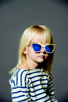 337134c539d Karen Walker Chooses The Hippest Kids Ever To Model New Sunglasses  Collection