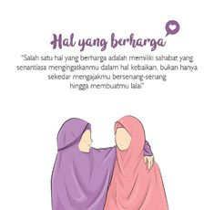 Di dunia zaman sekarang ini, sudah langka sahabat seperti ini. Walaupun ada, hanya sedikit dari mereka, dan selalu di sia siakan.. Quotes Sahabat, Daily Quotes, Best Quotes, Motivational Quotes, Life Quotes, Islamic Love Quotes, Islamic Inspirational Quotes, Muslim Quotes, Muslim Pictures