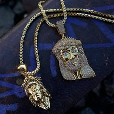 Jesus Pieces by King Ice