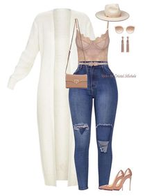 The CristalMichele look! This is my favorite look to create and personally wear! My signature look! Cute Swag Outfits, Komplette Outfits, Teen Fashion Outfits, Classy Outfits, Look Fashion, Stylish Outfits, Fall Outfits, Night Outfits, Summer Swag Outfits