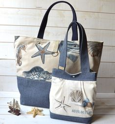 bags and beach