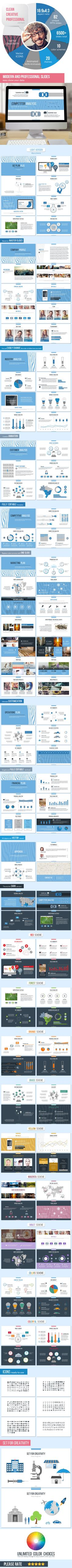 Business Plan+ PowerPoint Presentation Template (PowerPoint Templates)