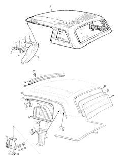 Mk3 Sprite wiring diagram Austin Healey Sprite & MG