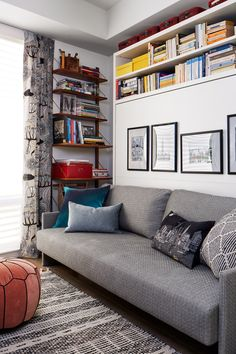 Published Style at Home, Oct 2017 Photo Donna Griffith Small Space Living, Small Spaces, New Condo, 2017 Photos, Murphy Bed, Design Consultant, Design Firms, Guest Room, Cathedral