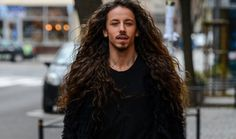 """Vote For Michał Szpak dantesereater: """" breaking those gender roles has nice legs is how he was dressed on X factor poland can be manly too HAIR THO song he sings. Gender Roles, Nice Legs, Blond, Beautiful People, Marvel, Long Hair Styles, Hair Ideas, Kiss, Beauty"""