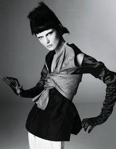 Steven Meisels Starchitecture | Trendland: Fashion Blog & Trend Magazine