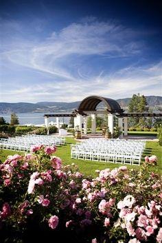 Cedar Creek Winery Wedding