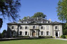 Château de Voltaire à Ferney, Rhône-Alpes, France. #VoltaireFerney #leCMN