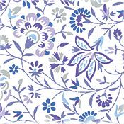 Elizabeth 104 in Wide Backing (Passion Purple)