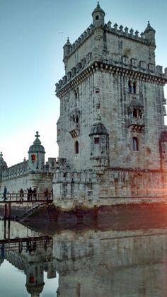 Torre de Belém/Lisboa PT 2015