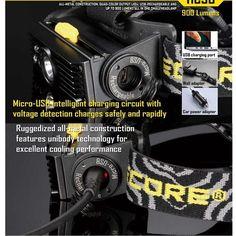 NITECORE HC90 Headlight XM-L2 T6 Headlamp Waterproof