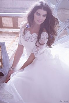 Jim Hjelm Spring 2013 Wedding Dresses | Wedding Inspirasi