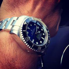 Rolex Deep Sea D Blue