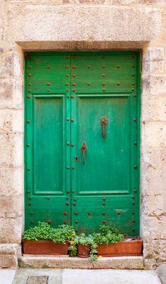 Lagrasse, Aude, France door