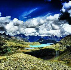 Bernina Diavolezza #Switzerland #SwissAlps