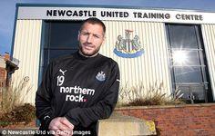 Feb. 10th. 2011: Shefki Kuqi  moves to Newcastle United