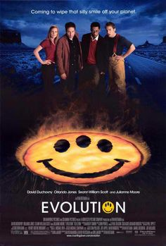 Evolution (2001) Directed and Produced by vanReitman Starring #DavidDuchovny #OrlandoJones #SeannWilliamScott #JulianneMoore #TedLevine #Evolution #Hollywood #hollywood #picture #video #film #movie #cinema #epic #story #cine #films #theater #filming #movies #moviemaking #movieposter #movielover #movieworld #movielovers #movienews #movieclips #moviemakers #drama #filmmaking #cinematography #filmmaker #screen David Duchovny, Funny Movies, Sci Fi Movies, Great Movies, Orlando Jones, Seann William Scott, Sci Fi Comedy, Comedy Movies, See Movie