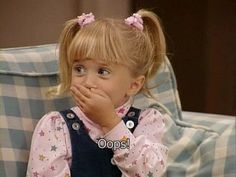 Imagen de cute, full house and oops Michelle Tanner, Bedroom Wall Collage, Photo Wall Collage, Aesthetic Collage, Pink Aesthetic, Cute Memes, Funny Memes, Photowall Ideas, Snapchat Stickers