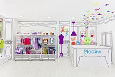 Great kids clothes shop in Spain