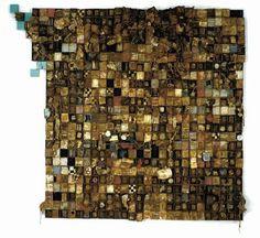 Leonardo Drew - Number 66, 1998, Installation... on MutualArt.com