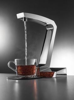 This great looking boiling & chilled hot tap delivers instant boiling and chilled, filtered water at the touch of a button. Ditch the kettle -- save time, energy and money in making beverages in our office. You can now make tea, coffee and other hot drinks in just a few seconds and use the same tap for your daily chilled water intake! The hot tap comes in a number of configurations and can be customised by adding the sparkling water option.