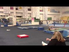 Leg Conditioning for Gymnastics - YouTube