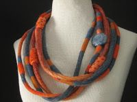 TinaFeltMaker: Hand Felted Wool Scarves, Purses and More: More Felting Table Projects