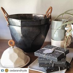 #Repost @cedarandhyde thank you for posting this beautiful photo from your Colorado shop ・・・ Wish list worthy. #dbohome #handmade