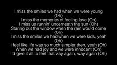 nf i miss the days - Google Search