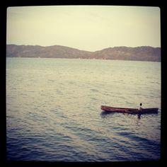 Row the boat.
