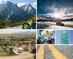 canadian road trip