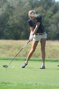 Tips on playing golf