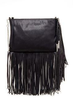 Got the fringe bag!  Carlos Santana | Fiona Fringe Chain Crossbody | Nordstrom Rack