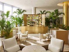 Flexform furnishes the Miami beach Edition Hotel with Happy Hour and Feel Good armchairs.   #Flexform #flexformny #newyork #EleganceRoom #ninterior #inspire_me_home_decor #designhounds #interior_and_living #instacollage #instadaily #instalike #relax #desi