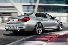 Maksimum sürüş dinamiği ile BMW M6 Gran Coupé.  #Otomol #BMW