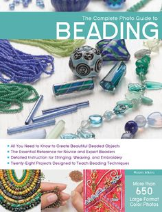 The complete photo guide to beading by Pennie Annie...THIS IS A FREE BOOK!!