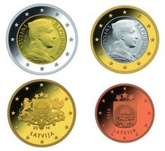 This month's blog discusses Latvia's change to the euro in 2014.