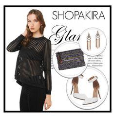 """SHOPAKIRA"" by fashion-all-around ❤ liked on Polyvore featuring moda, Akira Black Label e Nila Anthony"