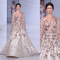 GEORGES HOBEIKA presents his FW 15-16 Couture collection.